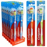 COLGATE EXTRA CLEAN TOOTH BRUSH MEDIUM