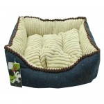 PET SQUARE BED