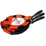 NICE COOKER DIE CASTING ALUM. NON-STICK FRY PAN